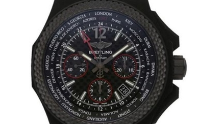 Breitling - for Bentley GMT B04 S Carbon Body Limited Edition - NB0434E5/BE94 - Men - 2020