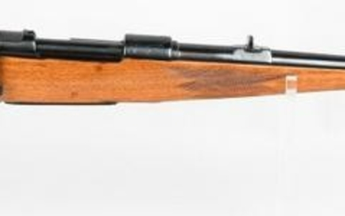 FINE PRE WAR COMMERCIAL MAUSER SPORTING RIFLE