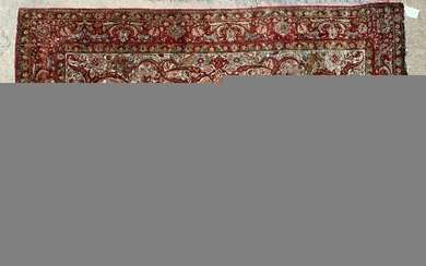 Fine and original Silk Ghum (Iran) from the Shah