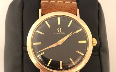 Omega - Vintage 14K Gold Filled - 6286 - Men - 1960-1969