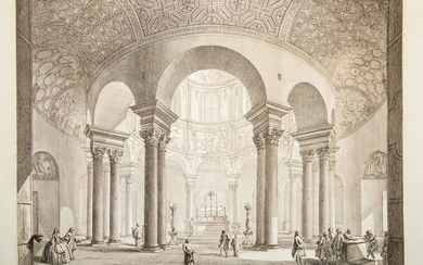Piranesi, Giovanni: SANTA COSTANZA'S INTERIOR