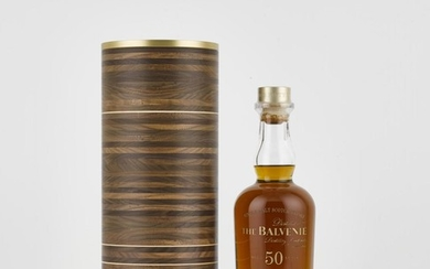 The Balvenie 50 Year Old Marriage 0962 41.6abv NV (1 BT70)