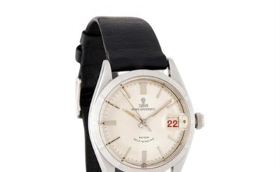 Tudor, Prince Oyster-Date, ref. 7966, a stainless steel wrist watch