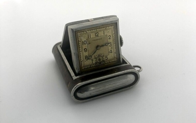 Vintage art deco watch Signed vertex