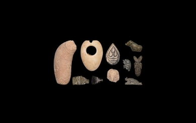 Western Asiatic Stamp Seal and Artefact Collection