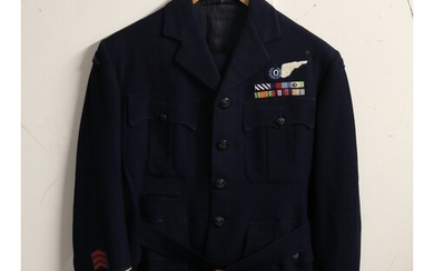 World War 2 Australian Royal Air Force dress uniform jacket ...