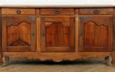 18TH CENTURY FRENCH PROVINCIAL SIDEBOARD