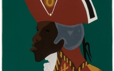 65062: Jacob Lawrence (1917-2000) L'Ouverture, from Tou