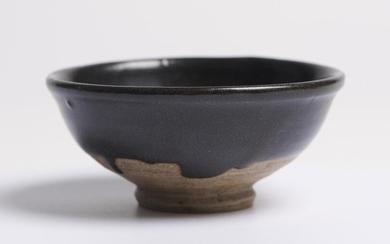 A CHINESE BLACK-GLAZED TEA BOWL SONG DYNASTY (960-1276)