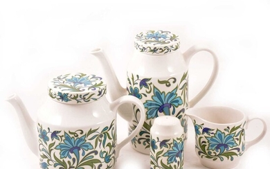 A collection of Midwinter china