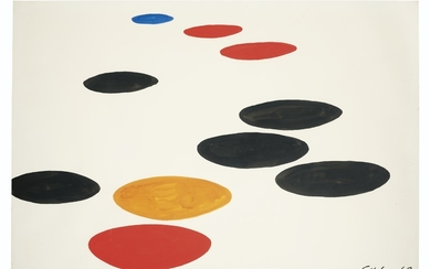 Alexander Calder (1898-1976), Blue in the Distance