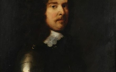 Attributed to William Dobson (1611-1646) Portrait of Sir...