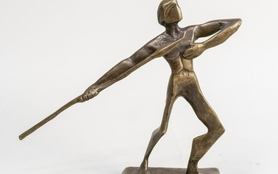 Bronze Javelin Thrower