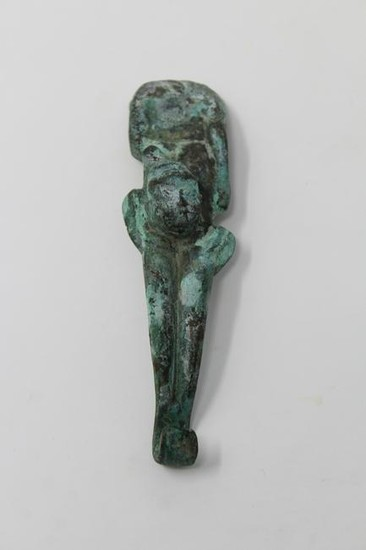 Chinese Archaic Style Bronze Figure