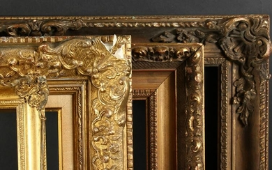 "Four Early 20th Century Frames. 24.25"" x 18"" - 61.5cm x"
