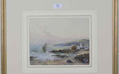 J. Hughes Clayton - 'Putting to Sea', watercolour and gouache, signed recto, titled Sundri