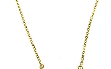 Paloma Picasso Tiffany & Co. 18k Yellow Gold Loving