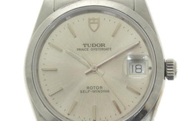 Tudor Prince Oyster Date Wrist Watch.