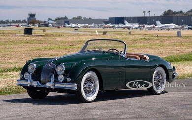 1958 Jaguar XK 150 S 3.4 Roadster