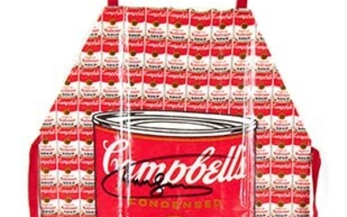 ANDY WARHOL Pittsburgh, 1928 - New York, 1987 Campbell's Cream...