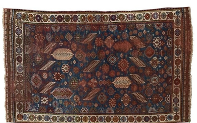 An Afshar Rug , South Persia