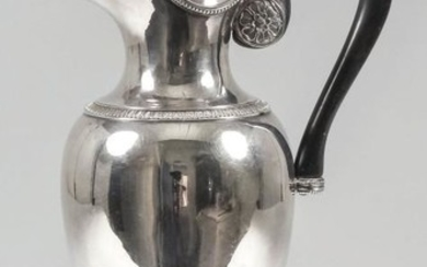 An Early 19th Century French Silver Jug, Paris mark...