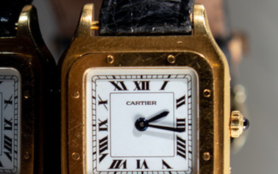 Cartier ladies' watch