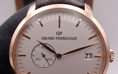 Girard-Perregaux - 1966 Small Seconds Date - Ref. 49543-52-131-BKBA - Unisex - 2016