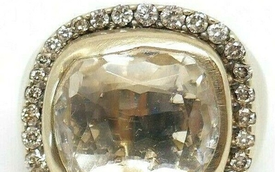 H STERN 750 Yellow Gold Diamond Colorless Luminous