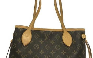 LOUIS VUITTON NEVERFULL MONOGRAM SHOULDER BAG