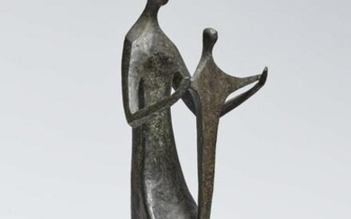 Mother and Child. 1955