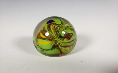 Multi-Color Paperweight