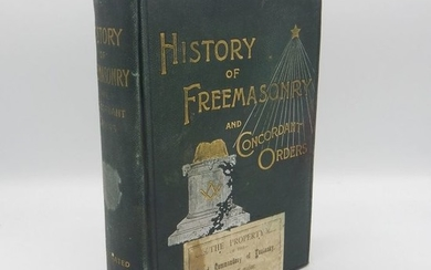 Stillson - History of the Ancient and Honorable Fraternity of Free and Accepted Masons and Concordant Orders - 1892
