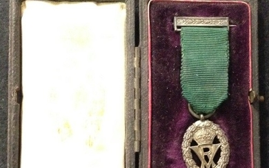 Victorian Officers Decoration, miniature.Victorian Officers ...