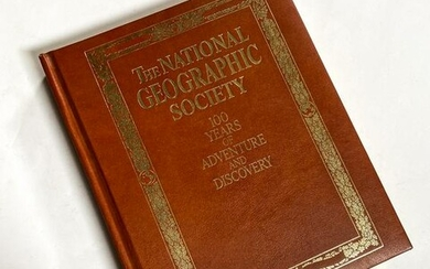 Vintage Book National Geographic Society