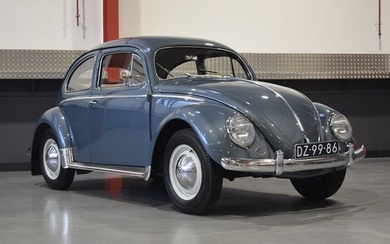Volkswagen - Kever (Beetle) 'Oval Window' 1.2L - NO RESERVE - 1955