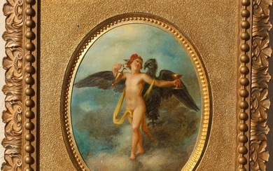 19th C. European School Allegorical Painting