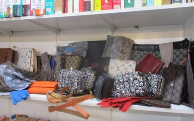 !!! THIS LOT HAS BEEN WITHDRAWN !!! A large quantity of han...