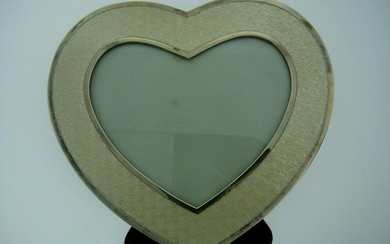 CHRISTIAN DIOR STERLING SILVER 925 MADE IN ITALY HEART