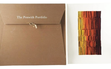 FOUR LITHOGRAPHS FROM THE PENWITH PORTFOLIO.