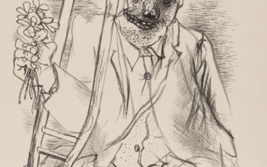 George Grosz (1893-1959) Der Held