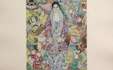 Gustav Klimt (After) - Blindnis Friederike Maria Beer