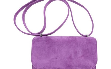 Hermes Constance Doblis Violet Clair 18 Limited Edition