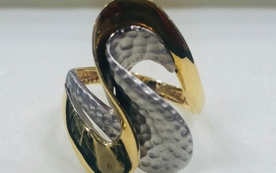 18 kt. Gold, Yellow gold - Ring