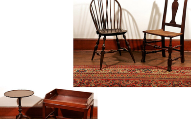 (5pc) MISC. FURNITURE