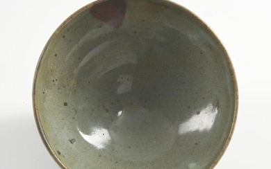 A CHINESE PURPLE-SPLASHED JUNYAO BOWL YUAN DYNASTY (1279-1368) The De Voogd Collection