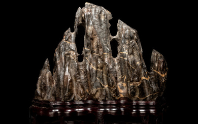 A Chinese Scholar's Rock