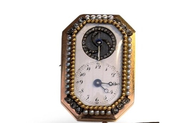 An Important 19th Century Quarter Repeater Ring Watch