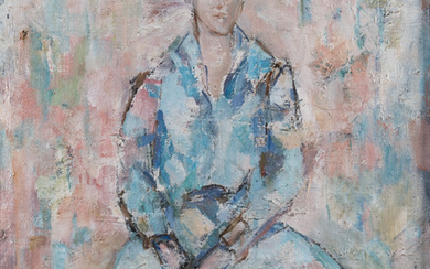 Anitra Lucander oil painting
