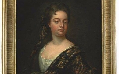 Circle of Sir Godfrey Kneller Portrait of Katharine
